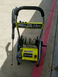 Ryobi 2000psi Pressure Washer   Fort Worth, 76140