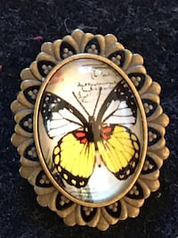 Beautiful butterfly ring adjustable  Vancouver, V6H 1S7