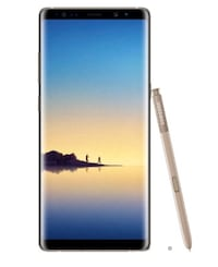 svart Samsung Galaxy Note 4