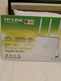 TP-Link wireless router Archer C8 Laurel, 20724