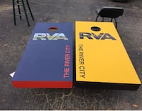 Custom Cornhole Boards and Beer Pong Tables Chester