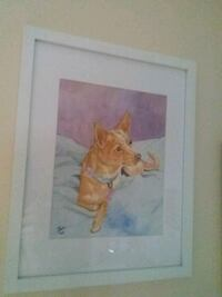Personal Animal portraits in water colour Dollard-des-Ormeaux