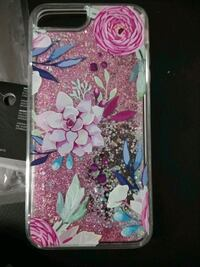 white and pink floral iPhone case Mississauga, L5B 2H4