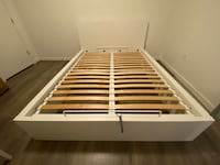 Queen Storage Bed. Ikea MALM Washington, 20009