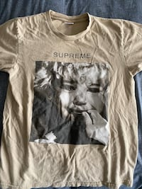 SUPREME CRY BABY TEE Georgetown, L7G 5T2