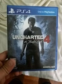 UNCHARTED 4 ps4 Hanover, 21076