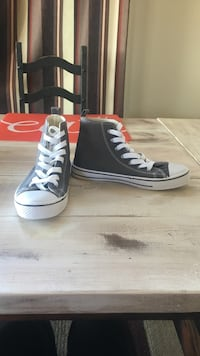 pair of black Converse All Star high-top sneakers Cheney, 67025