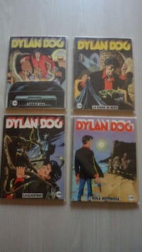 Dylan Dog n.15-17-18-23 Chieri, 10023