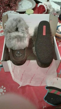 Brand New Soft Mocs slippers