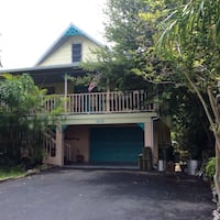 Key West style house fully furnished including up to $400.00 a month for utilities so no additional deposit money required. Alexandria