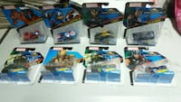 assorted die-cast car collection Central