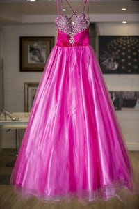 Dress pink for sweet 16 or quinceañera  Toronto, M5M 3A6