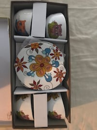 Decorative ceramic set (Barcelona ) Simpsonville, 29681