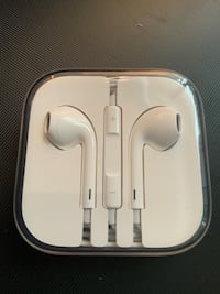 iPhone original earbuds New!!! Derwood, 20855