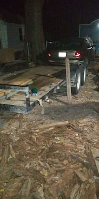 HOMEMADE TRAILER!! MUST BE GONE ASAP!!! Independence
