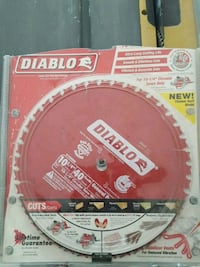 10 1/4 diablo saw brand new open but not use Los Angeles, 91040
