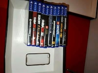 Ps4 games with IPhone 5s case Kitchener, N2E 3Y6