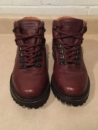 Men's Size 8.5 Wind River Thinsulate Insulation Leather Hiking Boots London