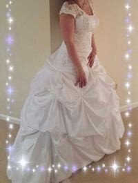 Absolutely Stunning Wedding Gown Germantown, 20876