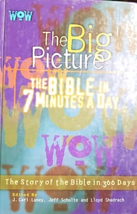 The Big Picture Bible Colton, 92324