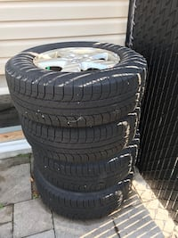 Mags - dodge - winter - tires - Michelin Châteauguay