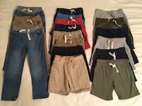 Toddler Boy Size 4 Clothes plus accessories Springfield, 22152
