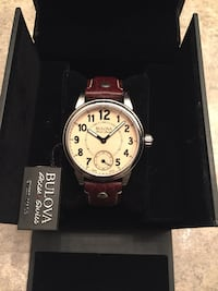 Brand New Bulova Accu-Swiss Richmond Hill, L4S 2X2