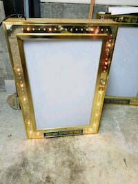 Vintage Marquee Lightbox Movie Poster Frames Seattle, 98125