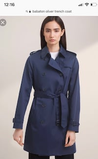 Aritzia Babaton Trench Coat Richmond Hill, L4E 4W1
