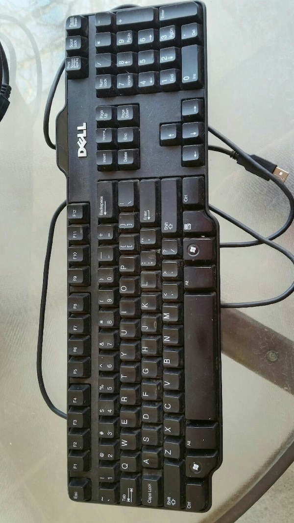 Dell keyboard 0