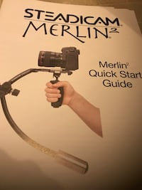 Camera stabilizer - Merlin 2 Vancouver, V5V