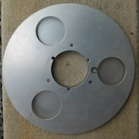 """Empty 10.5"""" nab reel more available Woodstock, 22664"""