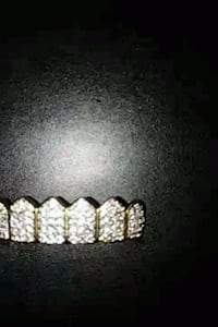 Fang Gold Diamond Grill