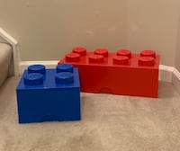 Stackable LEGO Storage Containers Vienna, 22180