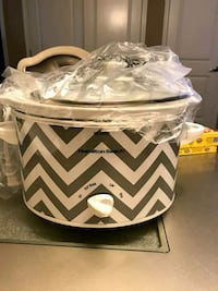 white and gray Hamilton Beach slow cooker Chattanooga, 37421