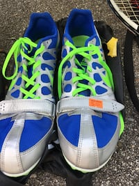 Nike track shoes, size 11 Grand Rapids, 49504
