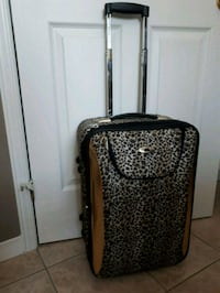 Fashionable Carry-On Luggage