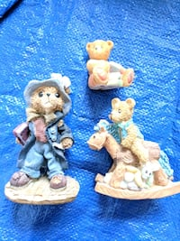Collection of Porcelain Bears Anchorage, 99577