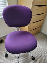 Office chair (purple mesh) purchased on wayfair Somerset County