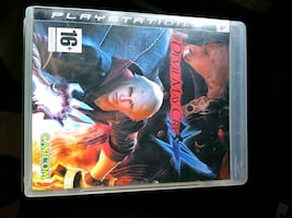 PS3 Devil May Cry oyun