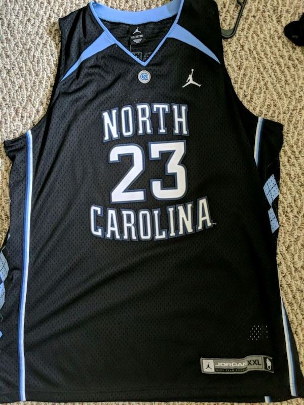 new product a2975 3a99e MJ UNC Jersey