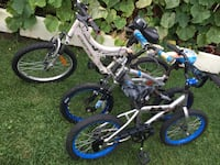 3 bikes for kids good condition 20 inch and 16 inch each 20 Brampton, L6R 3M6
