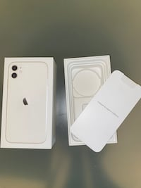 iPhone 11 (white box only) Toronto, M9V 3A5