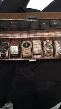 Watch's and watch case Norfolk