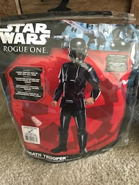 Halloween Death Trooper, Star Wars Rogue One Huntington Beach, 92648