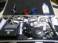 Tattoo kit. Comes with 3 tattoo guns, needles, ink Capitol Heights, 20743