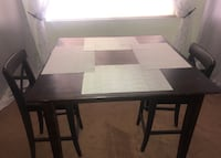 3 piece Table & 2 Chairs Henderson