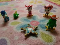 Sheriff Callie and friends toy figurines. Hagerstown, 21740