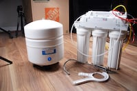 APEC Water 12-Step Reverse Osmosis Purification System Silver Spring, 20902