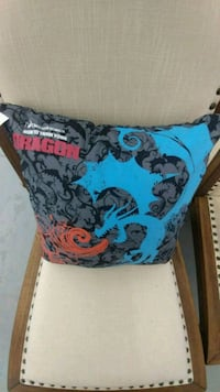 Dreamworks how to train your dragon pillow